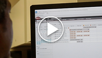 A Tech Tour of Heavy Construction Scheduling Video